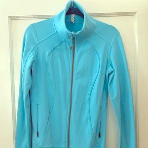 Lulu lemon blue jacket
